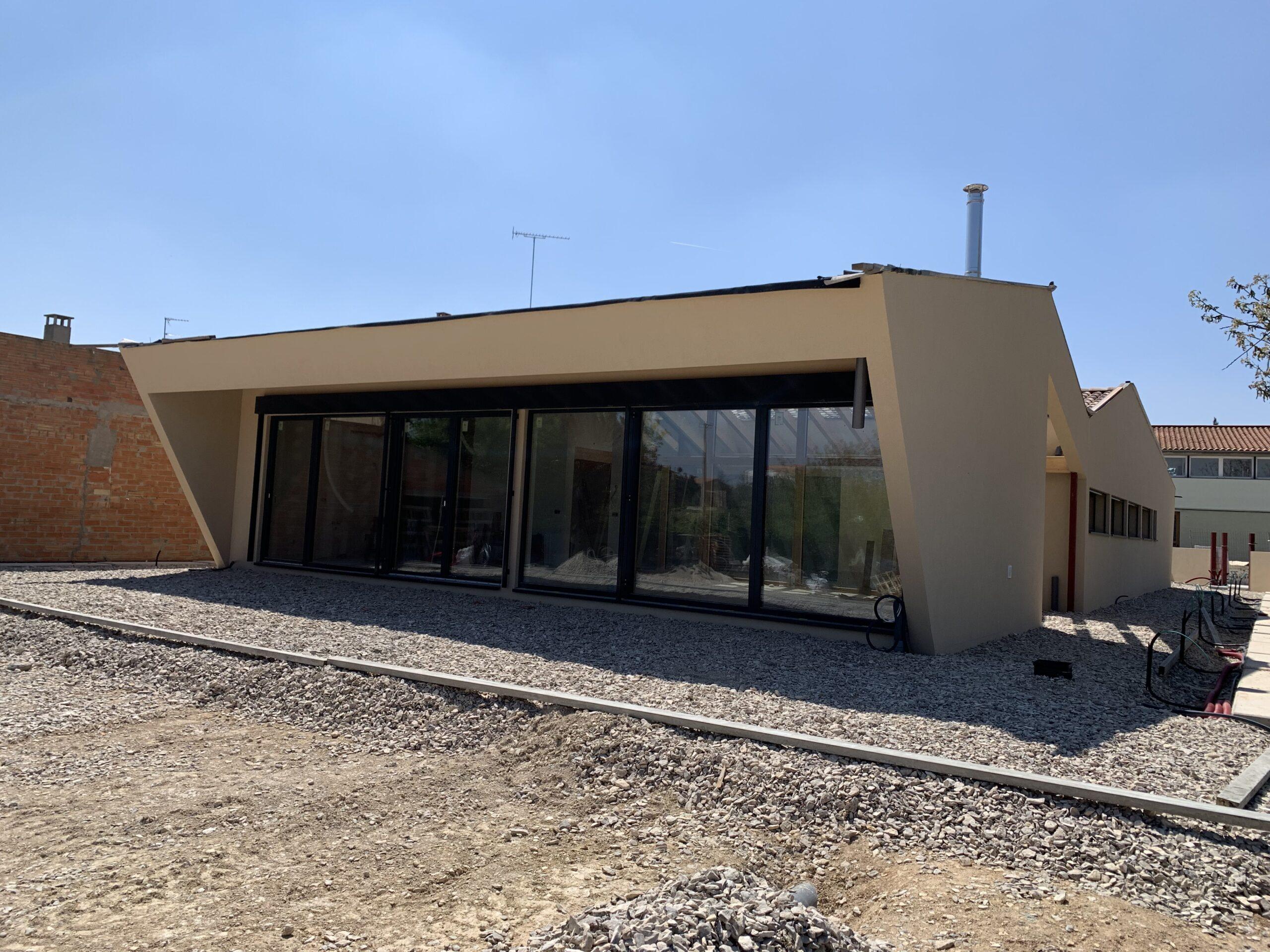 Casa Passivhaus Lleida